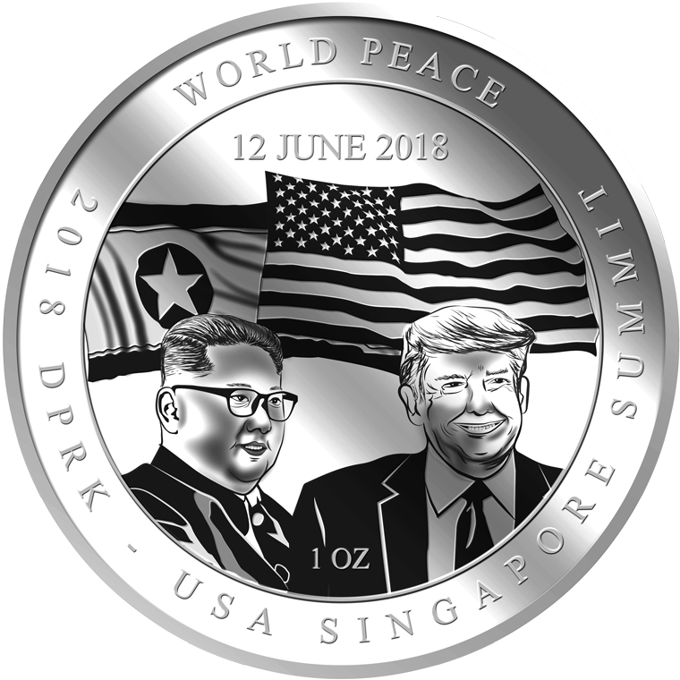 World Peace SILVER Collection
